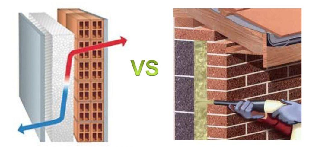 innovaline rivestimento muro Comparativa