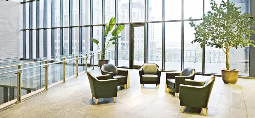 interior design pellicole per vetro filtranti