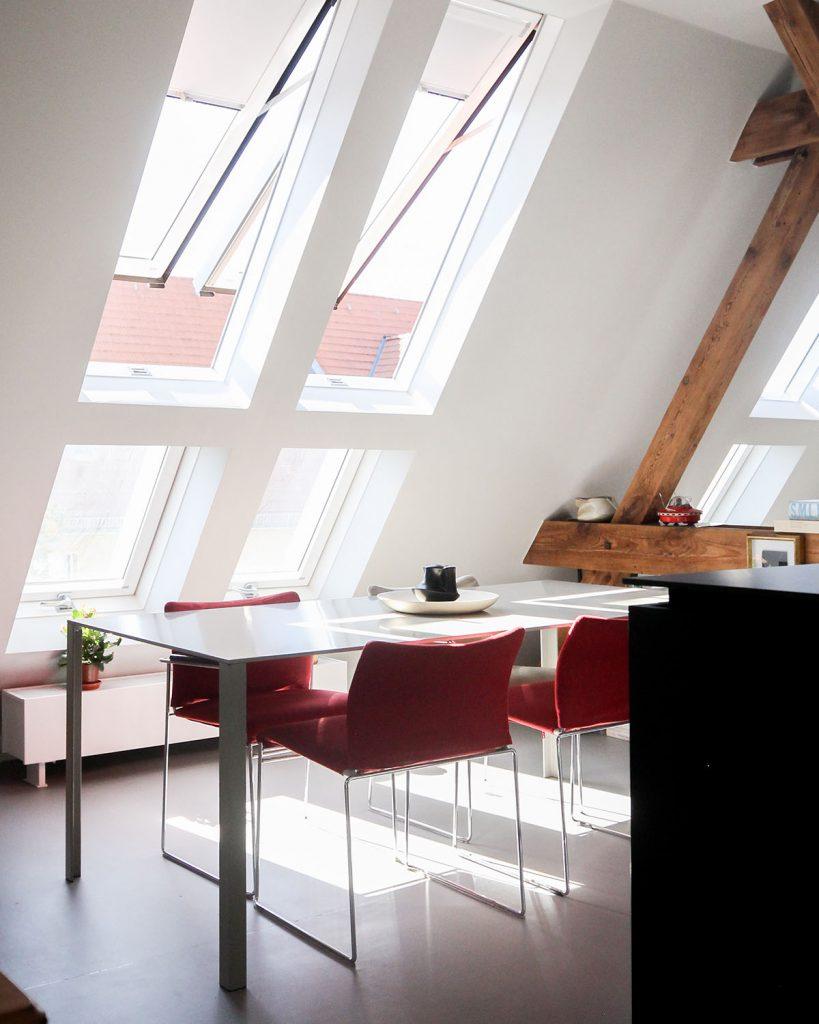 Casa design con pellicole per vetro Innovaline